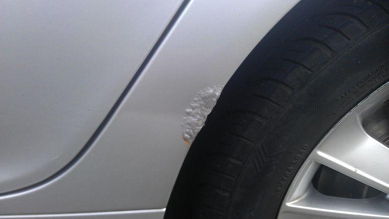 Hvordan fjerne rust på bil?
